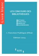 Les concours des Bibliothèques - Fonction Publique d'État