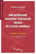 Préparer le concours de Bibliothécaire assistant spécialisé de classe normale