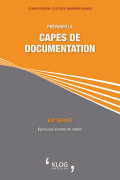 Préparer le CAPES de documentation - Externe