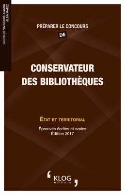 Préparer le concours de conservateur des bibliothèques - État et territorial