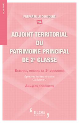 Préparer le concours d'adjoint territorial du patrimoine principal de 2e classe