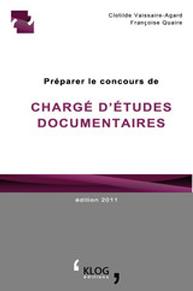 Préparer le concours de Chargé d'études documentaires